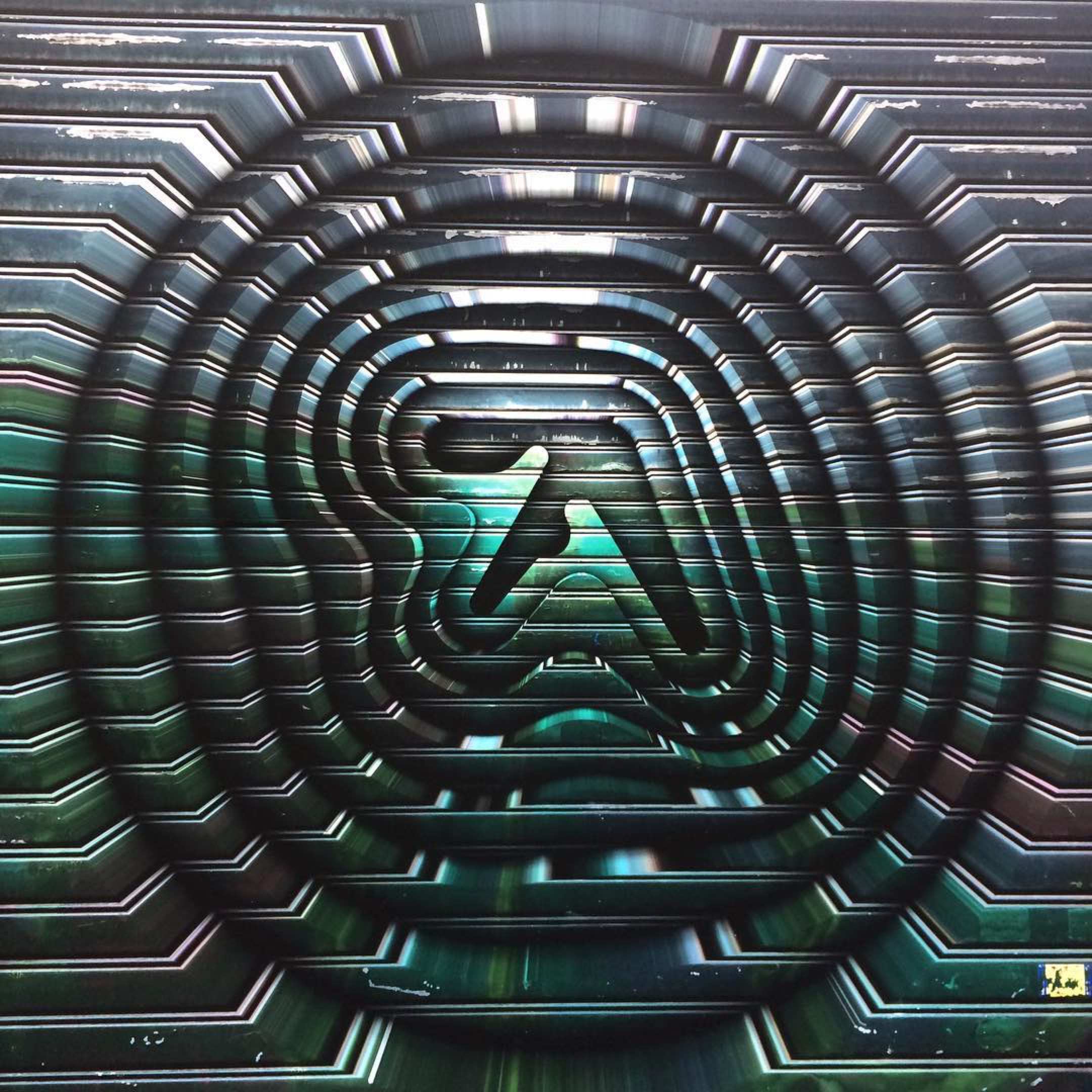 APHEX TWIN – COLLAPSE EP – POSTER TEASERS  